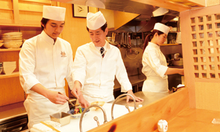 調理師科 日本料理・和食コース