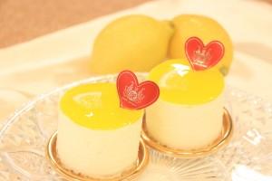 レモンのムース