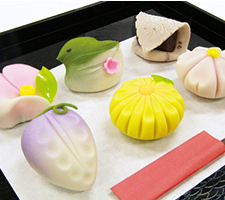 Japanese Confectionery-Making
