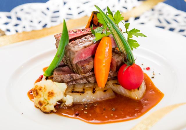 めったに触れない高級食材☆牛フィレステーキのイメージ