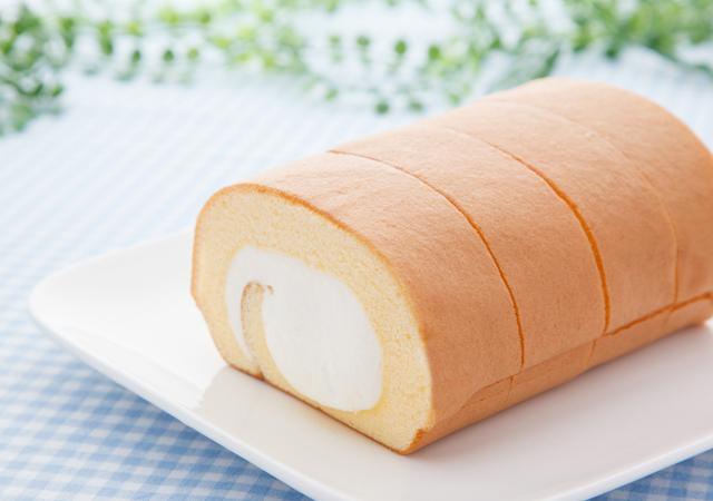 ふっわふわ!人気のロールケーキをベルエポックで作る!のイメージ